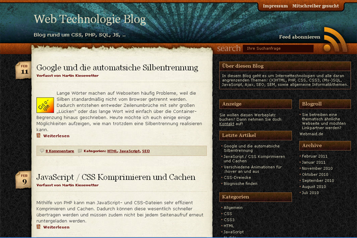 technologie4web